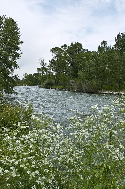 Boulder River Big Timber MT