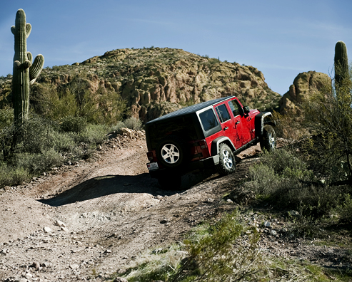 willow springs canyon jeep