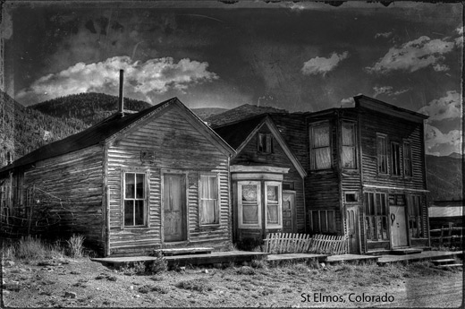 St Elmo's  Ghost Town