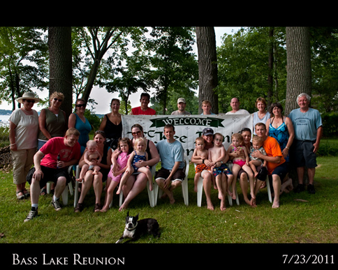 Bass Lake Reunion