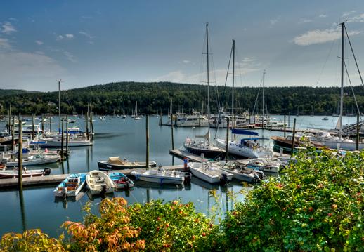 Northeast Harbor Marina 2